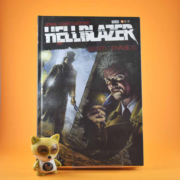 Cómic HellBlazer de Garth Ennis. Vol. 1 de ECC | Wash Cómics