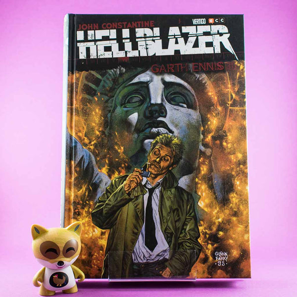 HellBlazer de Garth Ennis. Vol. 3 | Americano | Wash Cómics