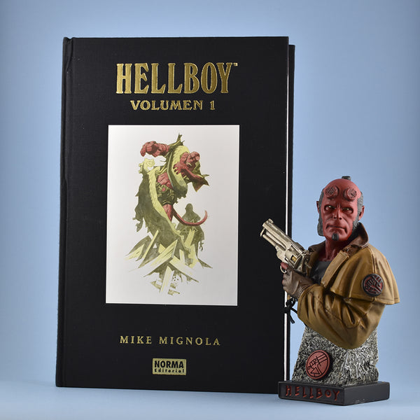 Hellboy Ed. Integral Vol. 1 | Americano | Wash Cómics
