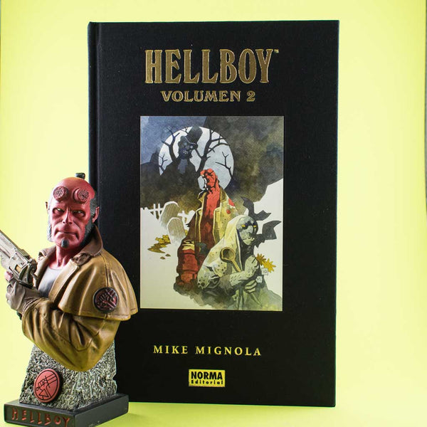 Hellboy Ed. Integral Vol. 2 | Americano | Wash Cómics