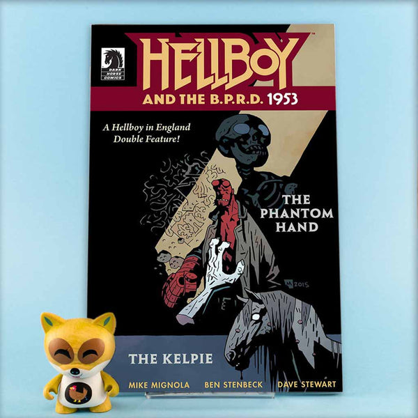 HELLBOY & BPRD 1953 PHANTOM HAND & KELPIE | Previews · One Shoot Issues | Wash Cómics