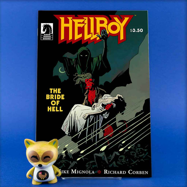 HELLBOY THE BRIDE OF HELL | Previews · One Shoot Issues | Wash Cómics