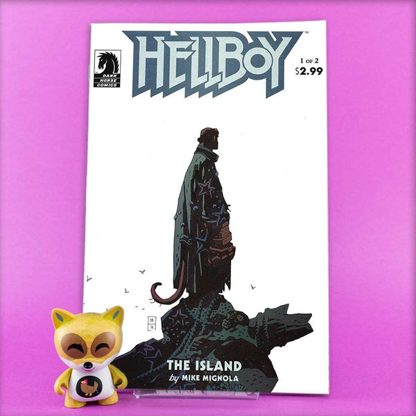 HELLBOY THE ISLAND #1 - #2 (OF 2) | Previews | Wash Cómics