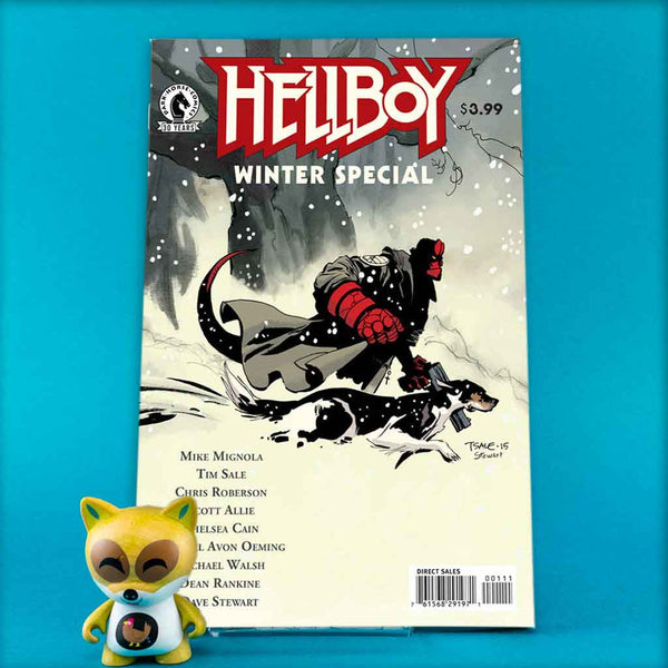 HELLBOY WINTER SPECIAL 2016 #1 | Previews | Tienda online comics | Wash Cómics