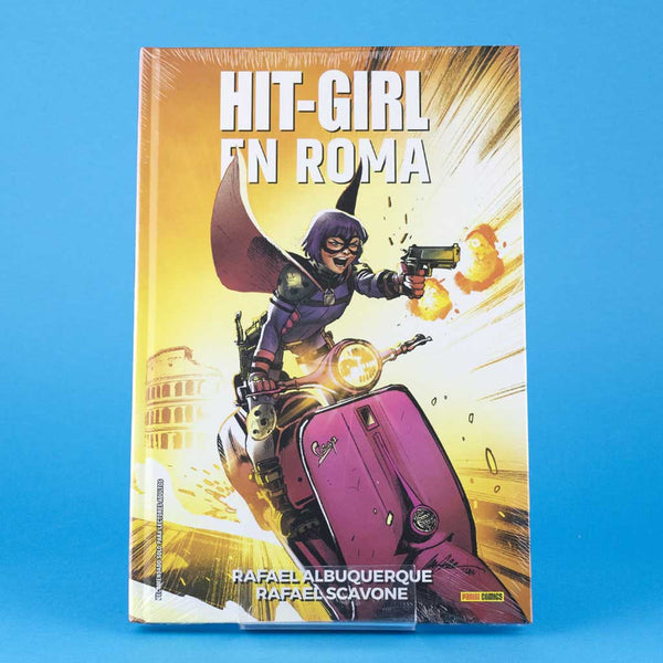 HIT GIRL 03. EN ROMA | Americano | Wash Cómics