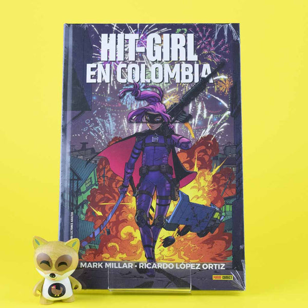 HIT GIRL EN COLOMBIA | Americano | Wash Cómics