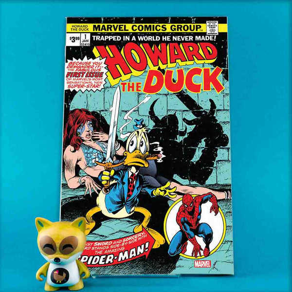 Howard The Duck #1 | Facsimile Edition | Previews · One Shoot Issues | Wash Cómics