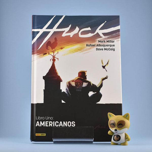 Cómic Huck Vol.1 Americanos de PANINI | Wash Cómics