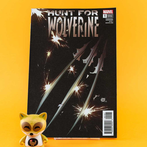 Hunt For Wolverine #1 | Cover C Adam Kubert | Previews | Tienda online comics | Wash Cómics