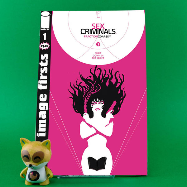 Cómic Image First | Sex Criminals #1 de SD DISTRIBUCIONES | Wash Cómics