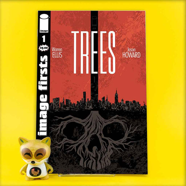 IMAGE FIRSTS TREES #1 (MR) | Previews · One Shoot Issues | Wash Cómics