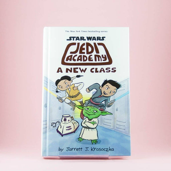Cómic Star Wars: Jedi Academy A new Class | Cómic en Inglés de Scholastic | Wash Cómics