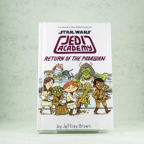 Star Wars: Jedi Academy #2 Return of the Padawan | Previews · Tomos | Wash Cómics