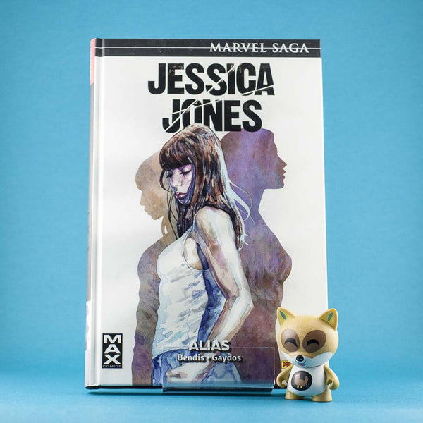Cómic Jessica Jones. Alias de PANINI | Wash Cómics