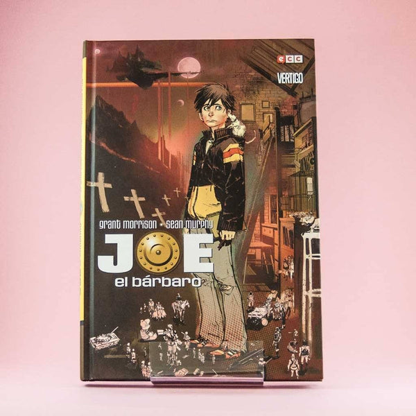 Cómic Joe el Bárbaro de ECC | Wash Cómics