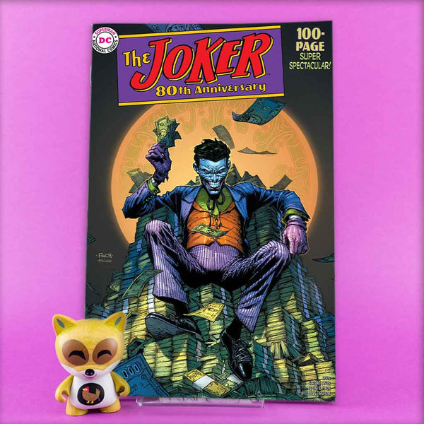 JOKER 80TH ANNIV 100 PAGE SUPER SPECT #1 1950S DAVID FINCH | Previews · One Shot Issues | Wash Cómics