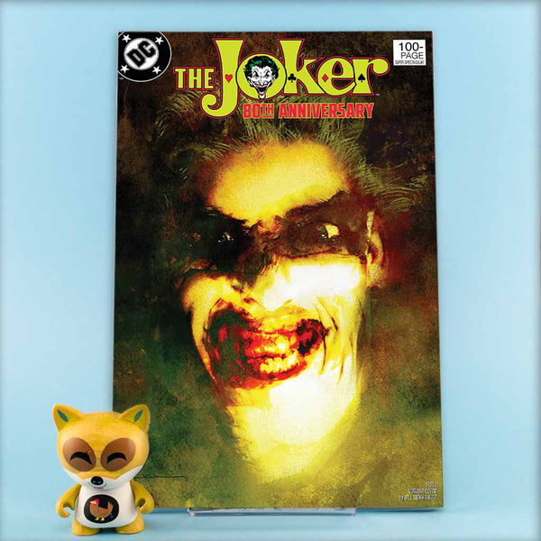 JOKER 80TH ANNIV 100 PAGE SUPER SPECT #1 1980S SEINKIEWICZ VAR | Previews · One Shot Issues | Wash Cómics