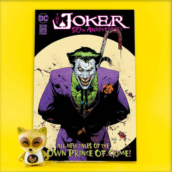 JOKER 80TH ANNIV 100 PAGE SUPER SPECT #1 | Previews · One Shot Issues | Wash Cómics