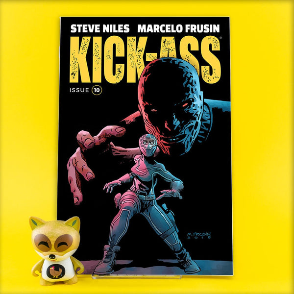 Kick-Ass #10 | Previews | Wash Cómics