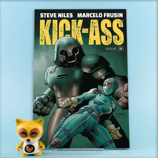 Kick-Ass #12 | Previews | Wash Cómics