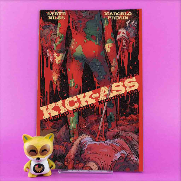 Kick-Ass New Girl #7 - #12 | VARIANT COVERS | Previews | Wash Cómics