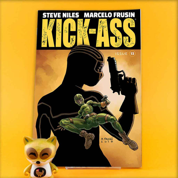 Kick-Ass #13 | Previews | Wash Cómics