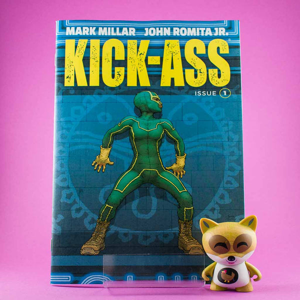 Kick-Ass New Girl #1 - #6 | Previews | Tienda online comics | Wash Cómics
