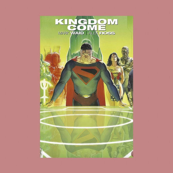 Cómic Kingdom Come (Edición Deluxe) de ECC | Wash Cómics