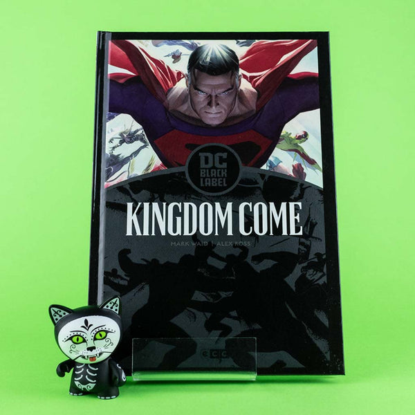 KINGDOM COME - EDICION DC BLACK LABEL | Americano | Wash Cómics