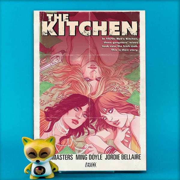 KITCHEN TP NEW ED | Previews · Tomos | Wash Cómics