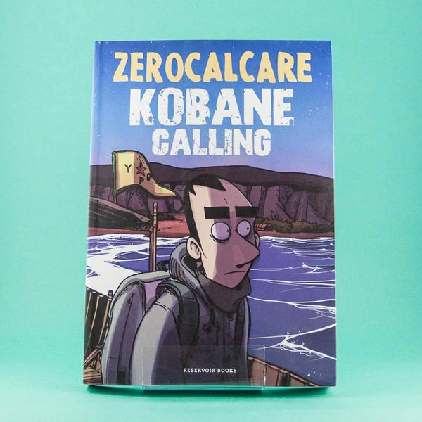 Kobane Calling | Europeo | Wash Cómics