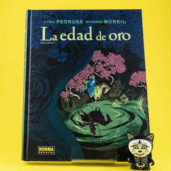 LA EDAD DE ORO | Europeo | Wash Cómics