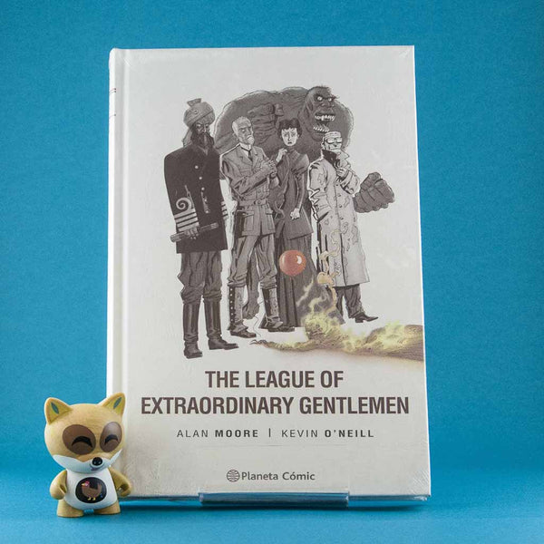 The League of Extraordinary Gentlemen Vol. 2 (Ed. Trazado) | Americano | Wash Cómics
