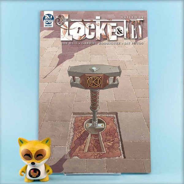 LOCKE & KEY DOG DAYS | Previews | Tienda online comics | Wash Cómics