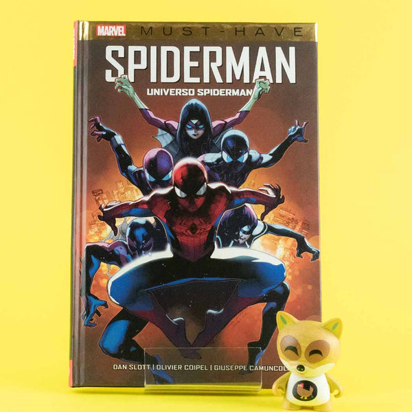 MARVEL MUST-HAVE. SPIDERMAN: UNIVERSO SPIDERMAN | Americano | Wash Cómics