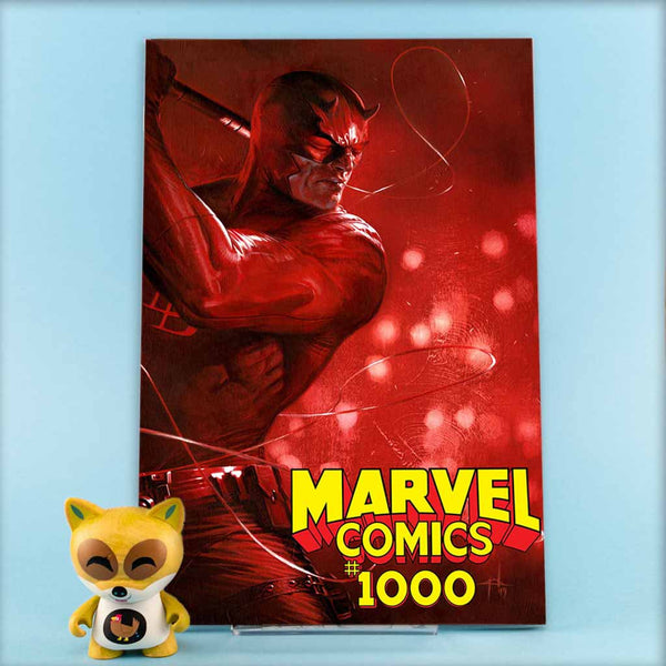 MARVEL COMICS #1000 DELLOTTO VAR | Previews · One Shoot Issues | Wash Cómics