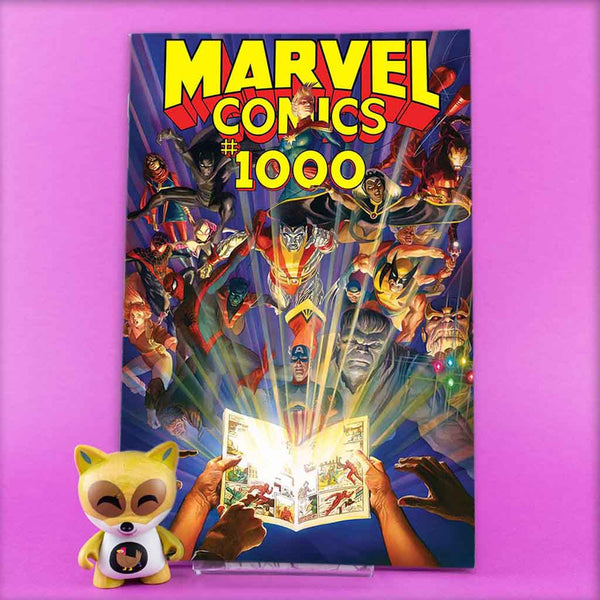 MARVEL COMICS #1000 | Previews · One Shoot Issues | Wash Cómics
