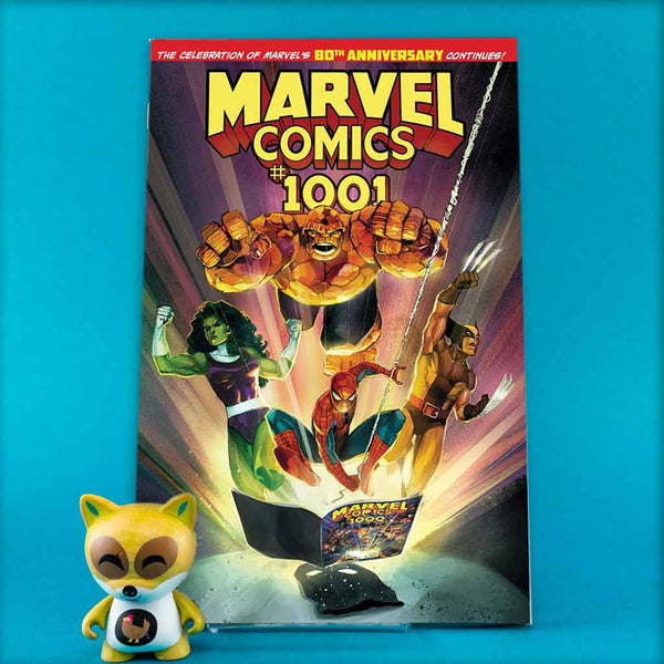 MARVEL COMICS #1001 | Previews | Wash Cómics