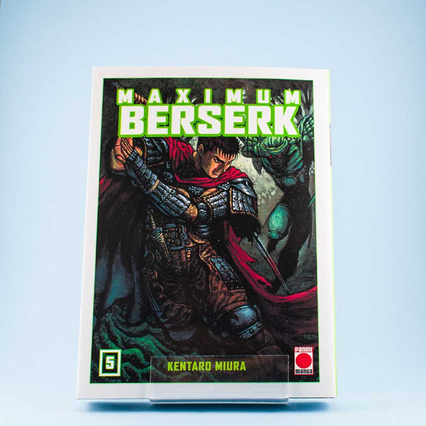 Cómic Berserk Maximum Vol. 5 de AZETA DISTRIBUCIONES | Wash Cómics