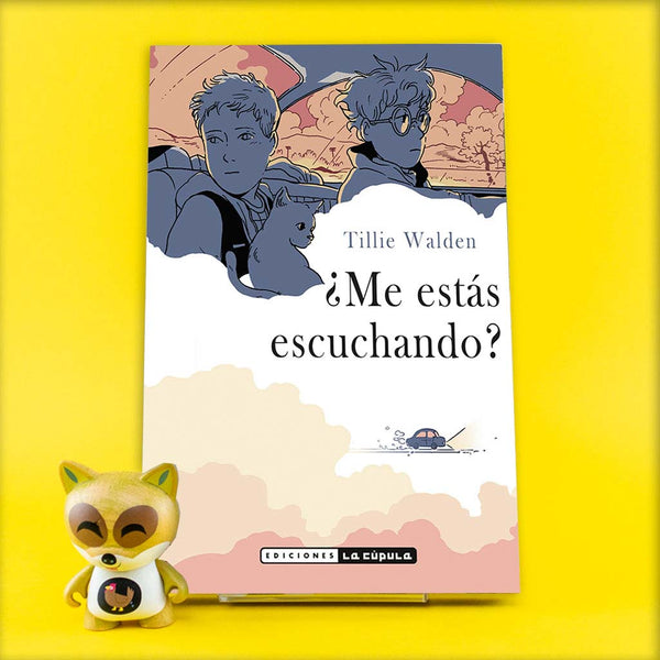 ¿ME ESTAS ESCUCHANDO? | Americano | Wash Cómics