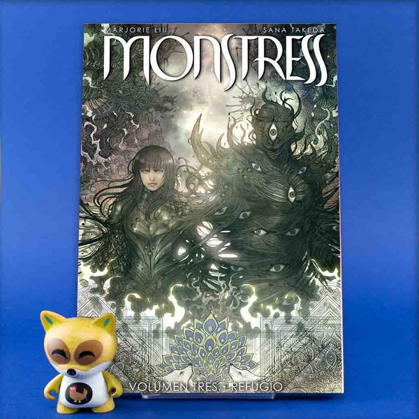 Monstress 3 · Refugio | Americano | Wash Cómics