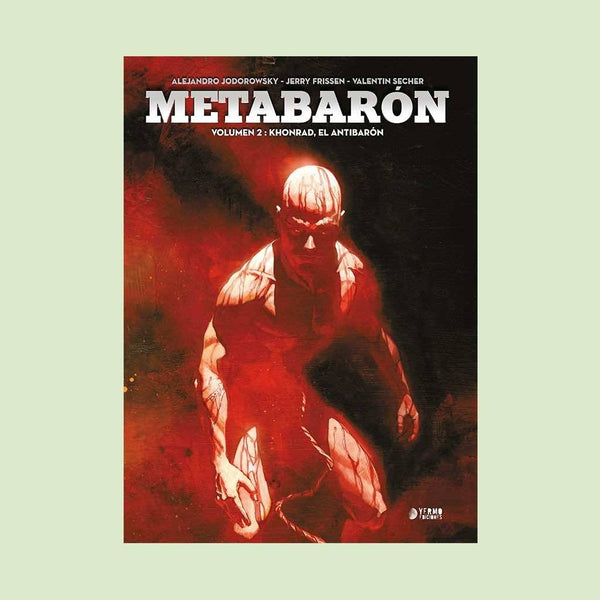 Metabaron 02: Khonrad, El Antibaron | Europeo | Wash Cómics