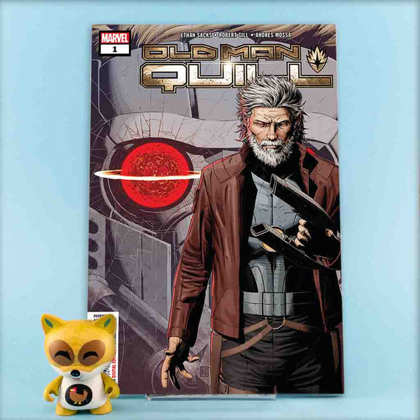 OLD MAN QUILL #1 (OF 12) | Previews | Wash Cómics