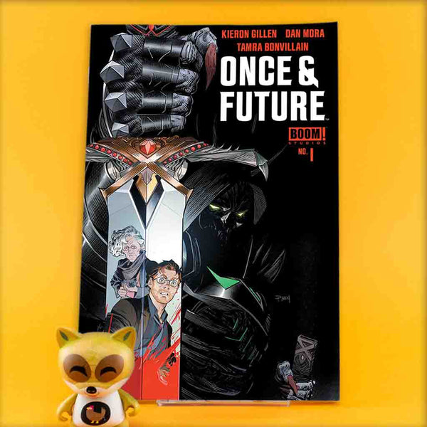 ONCE & FUTURE #1 (OF 6) | Previews | Wash Cómics