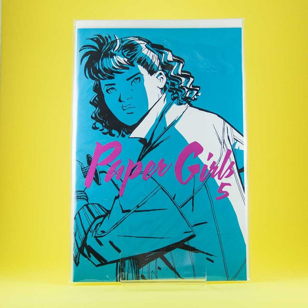 Paper Girls 5 | Americano | Wash Cómics