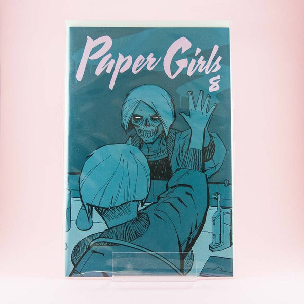 Paper Girls 08 | Americano | Wash Cómics