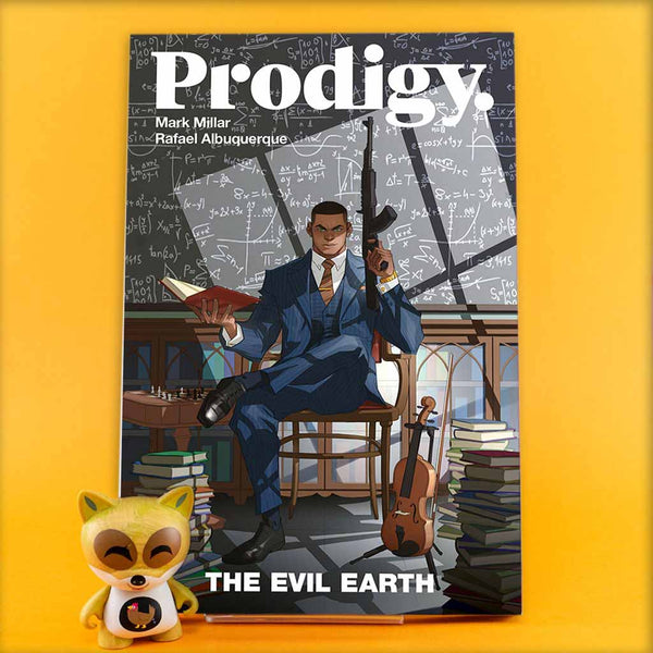 Prodigy TP Vol. 01 | Previews | Tienda online comics | Wash Cómics