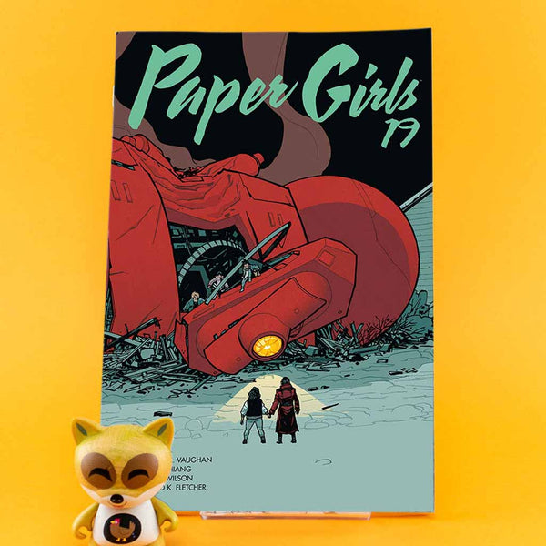 Paper Girls 19 | Americano | Wash Cómics