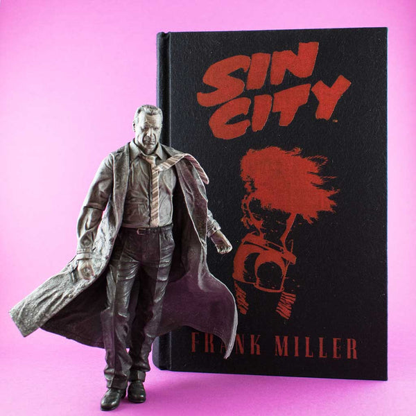 Sin City Vol. 1 | Integral | Americano | Wash Cómics