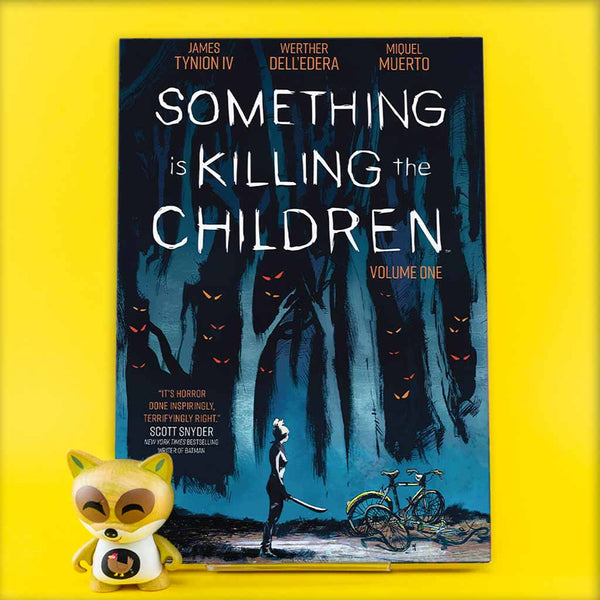 SOMETHING IS KILLING CHILDREN TP VOL 01 | Previews · Tomos | Wash Cómics